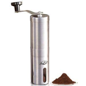 JavaPresse Best Manual Coffee Grinder