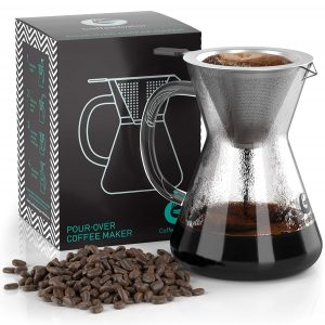Coffee Gator Best Pour-over Coffee Maker