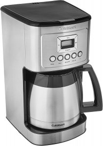 Cuisinart Stainless Steel Thermal Coffeemaker