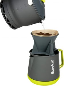 Eureka! Camp Café Camping Coffee Maker