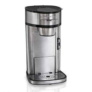 Hamilton Beach Scoop Single Serve Coffee Maker Best Budget Coffee Makers