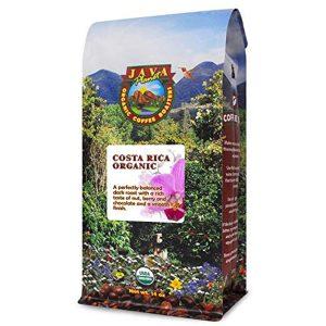 Java Planet Organic Coffee Beans