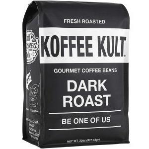 Koffee Kult Coffee Beans Dark Roasted
