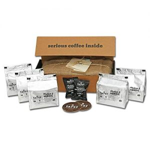 Tayst Coffee Roaster Medium and Heroic