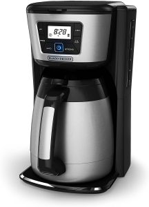 BLACK+DECKER CM2035B 12-Cup Thermal Coffeemaker