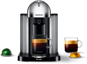 Breville Nespresso Vertuo Coffee and Espresso Machine