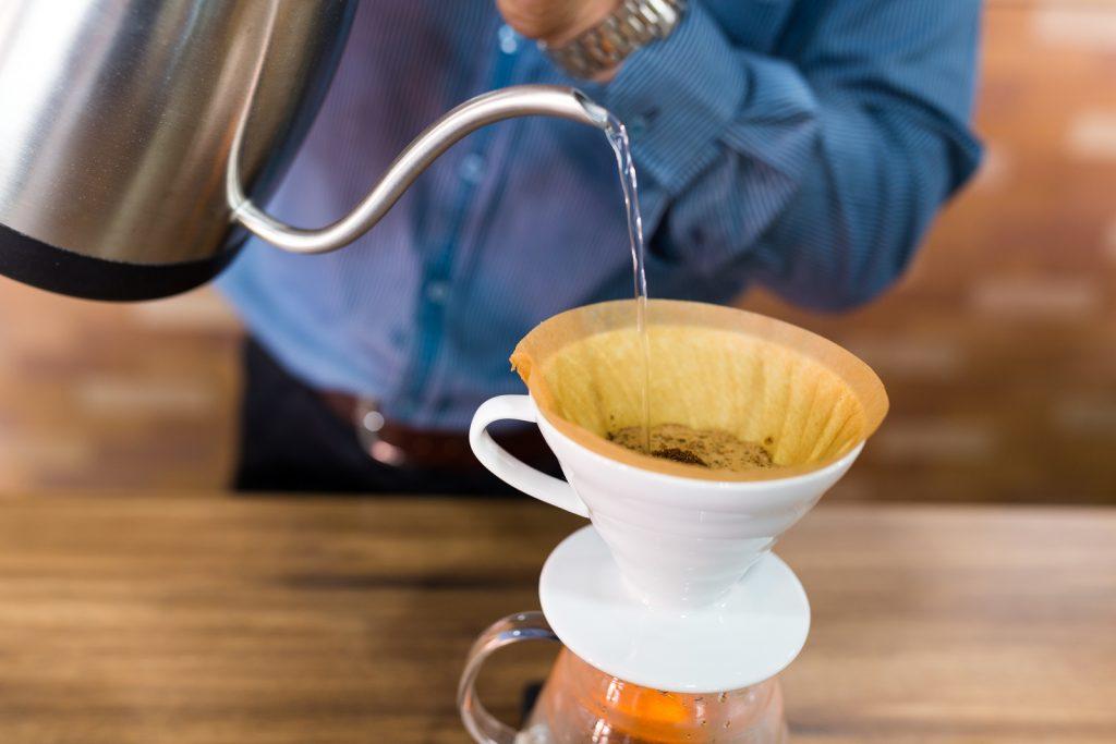 Cone vs Flat Coffee Filters