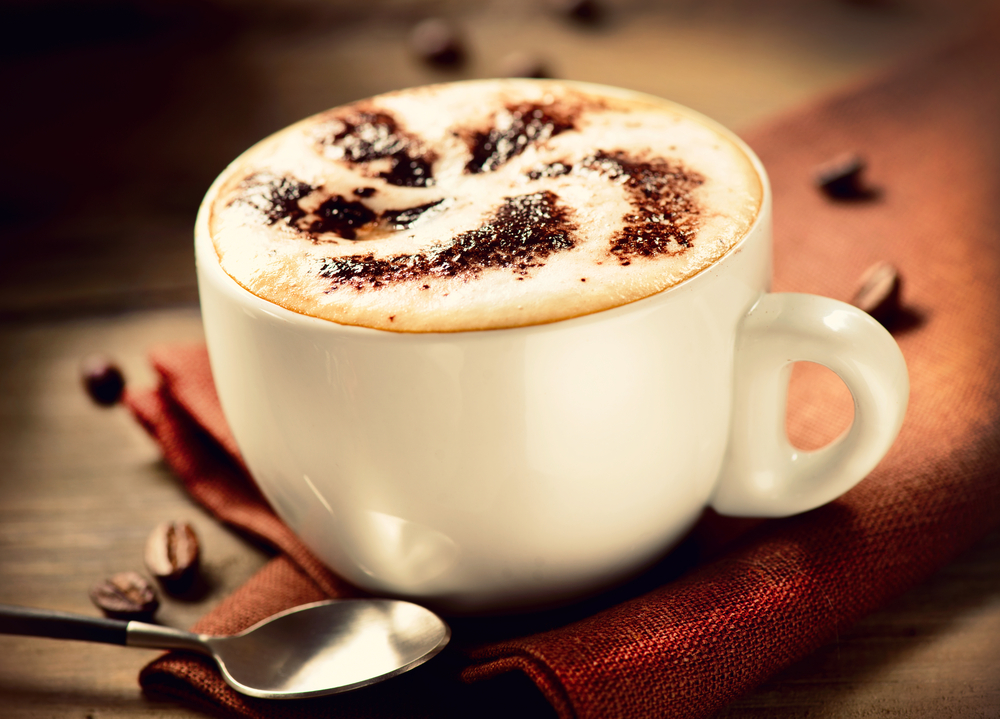 Does a Cup of Cappuccino have any Caffeine?