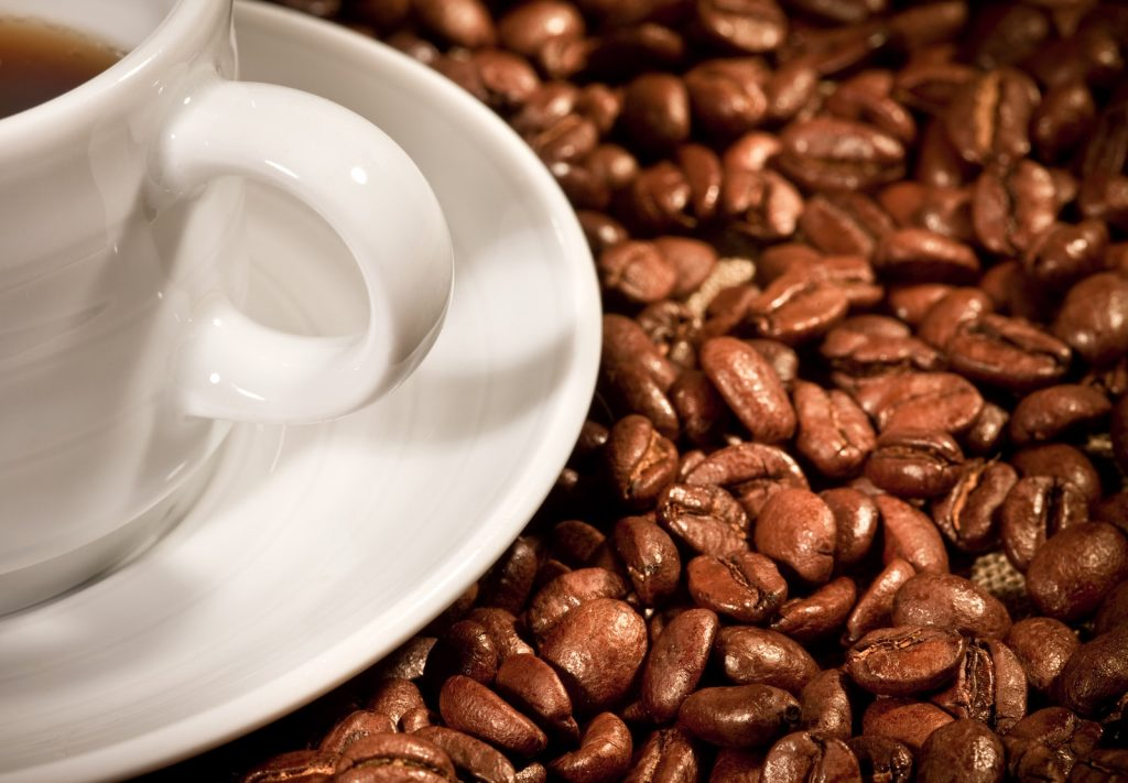 Robusta vs Arabica Coffee Beans